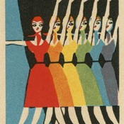 Vintage Matchbox - Figurative