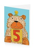 Brian bear is five