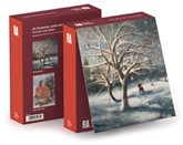 RA Christmas Box (Cherry Trees in Snow)