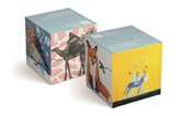 RA Christmas Mini Cube - Donkey